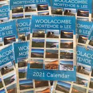 Woolacombe Mortehoe & Lee Calendar